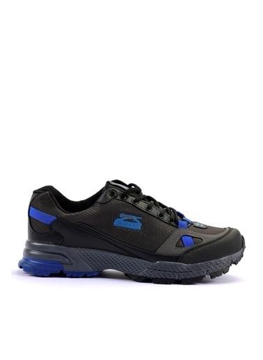 Slazenger Slazenger ADAM Koşu & Yürüyüş Erkek Ayakkabı K. Gri